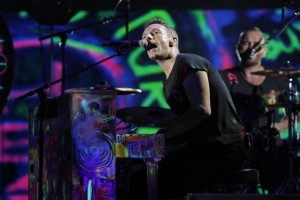 Coldplay, Jay Z tampil di Global Citizen Festival India