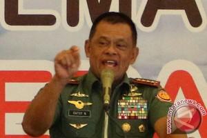 Panglima TNI ajak Dewan Masjid jaga stabilitas keamanan