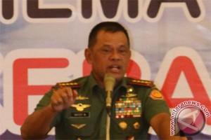 Panglima TNI dukung Polri amankan perayaan Natal