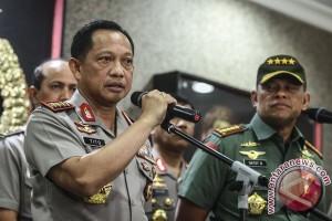 Kapolri akan temui kepala polisi Myanmar bahas masalah Rohingya