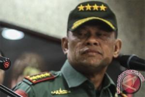Panglima TNI ajak masyarakat doa bersama