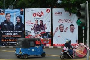 Bawaslu Sulteng: pemasangan APK pasangan calon diatur KPU
