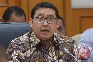Fadli Zon : revisi UU MD3 belum prioritas