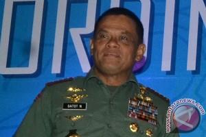 Panglima: penyerapan anggaran TNI hampir 100 persen