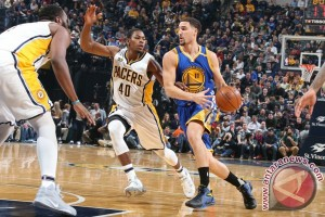 Warriors cukur Pacers 120-83