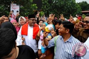 Kampanye Cagub Banten