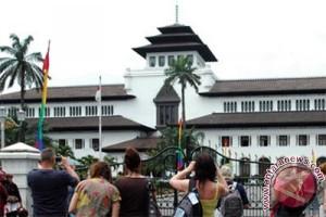 Jawa Barat dikunjungi 46,1 juta wisatawan pada 2016