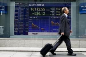 Saham Tokyo naik setelah OPEC pangkas produksi