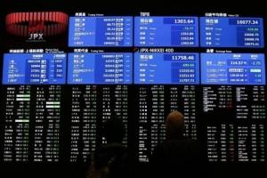 Saham Tokyo melemah menyusul kemunduran Wall Street