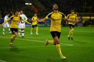 Gelandang Dortmund Sahin perpanjang kontrak sampai 2019