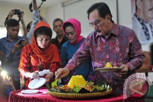 Silahturahmi Antasari Azhar Di Palembang