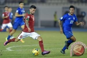Lilipaly bawa Indonesia ungguli Vietnam 1-0