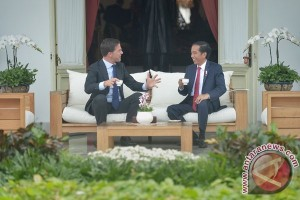 "Presiden Jokowi minta PM Rutte bantu lancarkan negosiasi ""CEPA"" RI-UE"