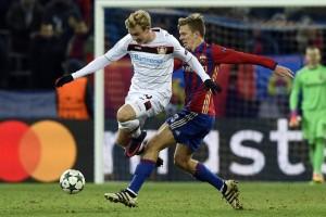 Leverkusen ditahan imbang CSKA 1-1