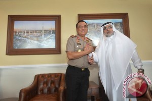 Dubes Arab berencana berikan penghargaan personel Polri