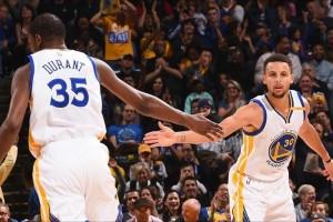 Klasemen NBA, Warriors di puncak Wilayah Barat dengan 33 kemenangan