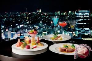 """Keio Plaza Hotel Tokyo buka Sky Lounge """"Aurora"""" yang sudah direnovasi pada 7 Desember"""