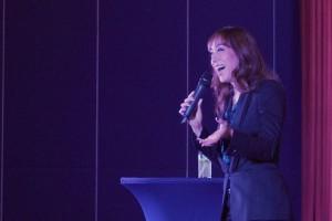 Melanie Maras, komika asal Indonesia masuk semifinal kompetisi dunia
