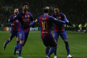 Hasil dan klasemen Grup C Liga Champions, Barcelona-City melaju