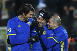 Hasil dan klasemen Grup D Liga Champions, Rostov ciptakan kejutan