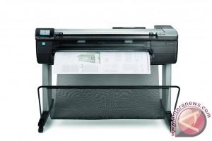 HP luncurkan printer format lebar terbaru
