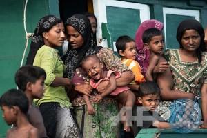 Kisah pilu muslim Rohingya; terusir, disiksa, diperkosa