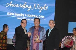 BUMN Branding and Marketing Award 2016