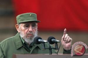 Raul berikrar lestarikan warisan Fidel Castro