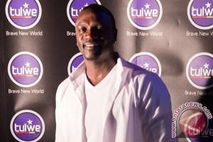 Rapper Akon konser di gedung Kemensos Rabu
