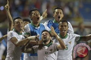 Menpora Nahrawi apresiasi timnas lolos ke semifinal AFF