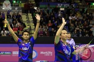 Indonesia pastikan gelar ganda campuran Hong Kong Terbuka 2016