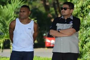 Titus Bonai diharapkan fit hadapi Semen Padang