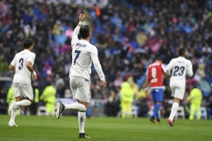 Ronaldo dwigol, Madrid lewati Gijon 2-1