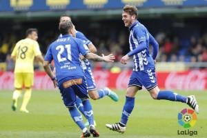 Alaves permalukan Villarreal 2-0 di kandangnya