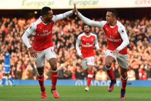 Alexis Sanchez bawa Arsenal bungkam Bournemouth 3-1