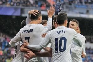 Hasil dan klasemen La Liga, Madrid makin nyaman di puncak