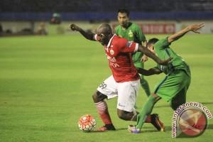 Persija ditahan Bhayangkara FC 1-1