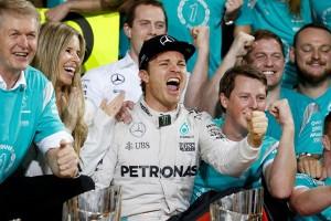 Rosberg secara mengejutkan umumkan pensiunnya