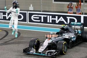 Hasil grand prix Formula satu Abu Dhabi