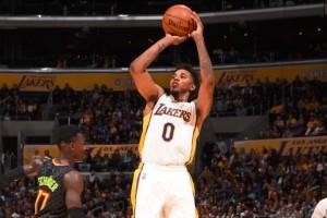 Lakers kehilangan Nick Young 2-4 pekan akibat cedera betis
