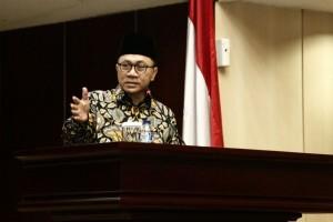 Ketua MPR minta selesaikan masalah dengan dialog