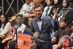 Agus Yudhoyono ingin kembangkan ekowisata Sungai Ciliwung