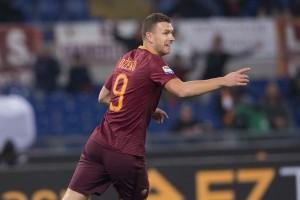 Dzeko dan Belotti terproduktif mencetak gol di Liga Italia