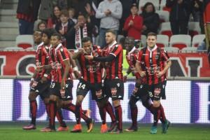 Klasemen Liga Prancis, Nice ancam Monaco