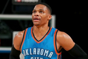 """Russell Westbrook capai rata-rata """"triple-double"""""""