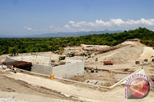 Pembangunan Bendungan Raknamo