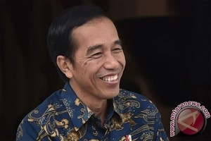 """Presiden Jokowi pun berkomentar soal """"Om Telolet Om"""""""