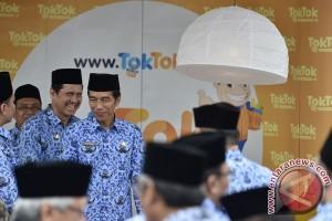 Peluncuran Toko Online Korpri