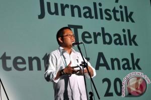 Menkominfo Hadiri Anugerah Jurnalistik Anak