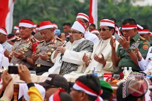 Apel Nasional Nusantara Bersatu